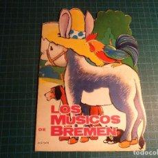 Libros antiguos: CUENTOS ILUSTRADOS VILMAR. LOS MUSICOS DE BREMEN.. Lote 194976672