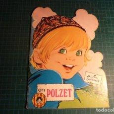 Libros antiguos: CONTES CLASIC TROQUELATS TORAY. Nº 2. EN POLZET. EN CATALAN.. Lote 194976791