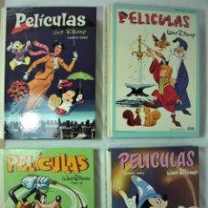 Libros antiguos: OTROS LIBROS DE PELÍCULAS WALT DISNEY. Lote 195089902
