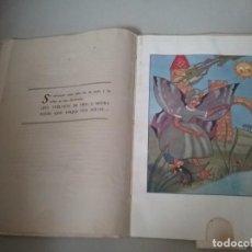 Libros antiguos: EN EL PAÍS DE LAS MARIPOSAS. CUENTO EN MOVIMIENTO. 1941. Lote 195099808