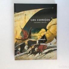 Libros antiguos: LOS CONEJOS DE SHAUN TAN Y JOHN MARSDEN. BARBARA FIORE EDITORA.. Lote 195113742
