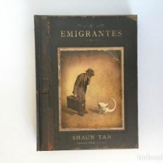 Libros antiguos: EMIGRANTES DE SHAUN TAN. BARBARA FIORE EDITORA.. Lote 195113841