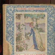 Libros antiguos: J.M. FOLCH I TORRES. EL PRINCIPE BLANCO. ED. JUVENTUD 1927. ILUST. JUNCEDA. Lote 195161005