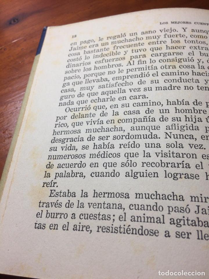 Libros antiguos: Los Mejores Cuentos Escoceses - Foto 4 - 195221366