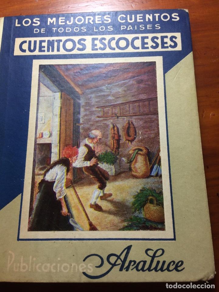LOS MEJORES CUENTOS ESCOCESES (Libros Antiguos, Raros y Curiosos - Literatura Infantil y Juvenil - Cuentos)