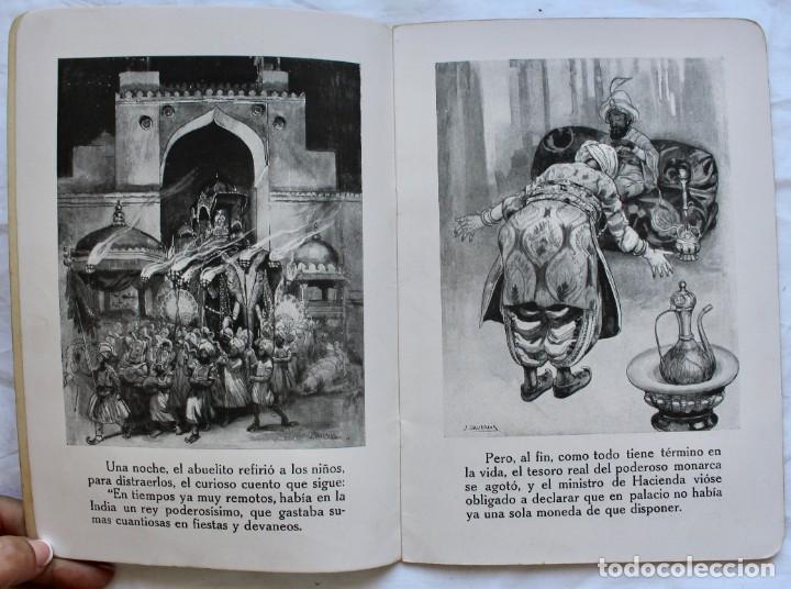 Libros antiguos: LOS OJOS DEL DRAGON. LIBROS DE PREMIO X . RAMON SOPENA EDITOR - ILUSTRACIONES DE J. LLAVERIAS - - Foto 4 - 195288606