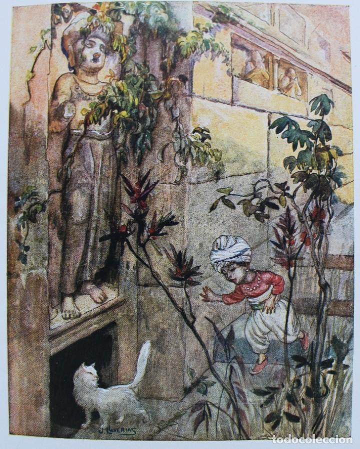 Libros antiguos: LOS OJOS DEL DRAGON. LIBROS DE PREMIO X . RAMON SOPENA EDITOR - ILUSTRACIONES DE J. LLAVERIAS - - Foto 6 - 195288606