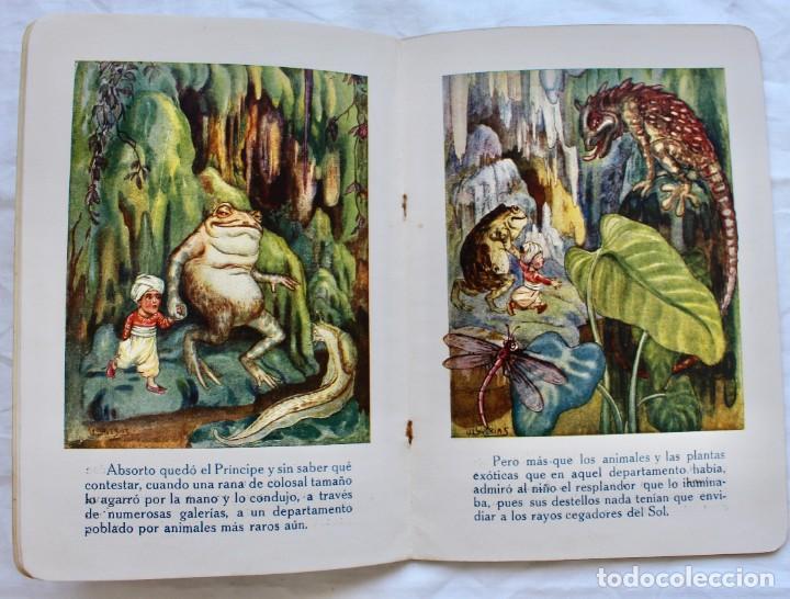 Libros antiguos: LOS OJOS DEL DRAGON. LIBROS DE PREMIO X . RAMON SOPENA EDITOR - ILUSTRACIONES DE J. LLAVERIAS - - Foto 7 - 195288606