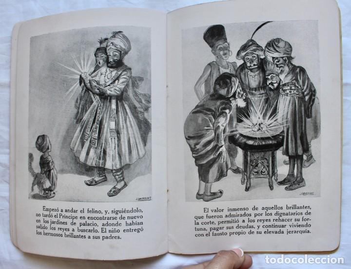 Libros antiguos: LOS OJOS DEL DRAGON. LIBROS DE PREMIO X . RAMON SOPENA EDITOR - ILUSTRACIONES DE J. LLAVERIAS - - Foto 8 - 195288606
