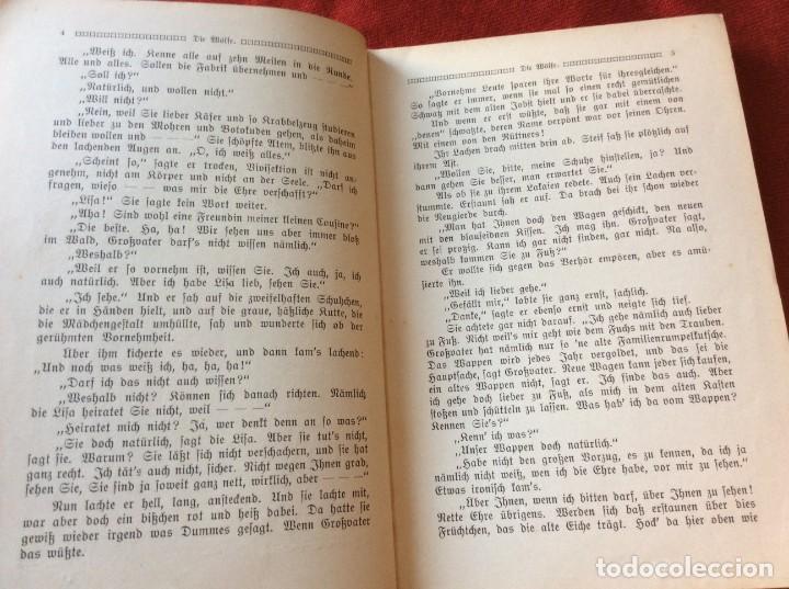 Libros antiguos: La Komteßchen, una historia para niñas: Koch, Henny, 1911. 1.ª edición.Ilustrado. Envio grátis. - Foto 5 - 195337041