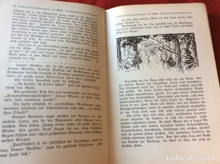 Libros antiguos: La Komteßchen, una historia para niñas: Koch, Henny, 1911. 1.ª edición.Ilustrado. Envio grátis. - Foto 6 - 195337041