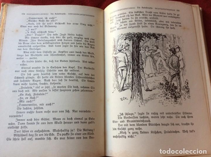 Libros antiguos: La Komteßchen, una historia para niñas: Koch, Henny, 1911. 1.ª edición.Ilustrado. Envio grátis. - Foto 7 - 195337041