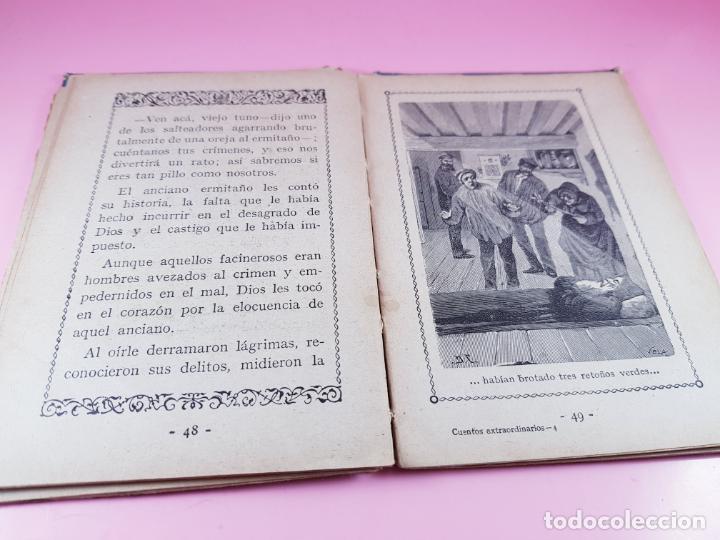 Libros antiguos: LIBRO-CUENTOS EXTRAORDINARIOS-ED.SATURNINO CALLEJA-S.A.-1890?-coleccionistas-VER FOTOS - Foto 8 - 195343876