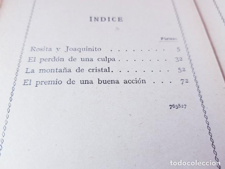 Libros antiguos: LIBRO-CUENTOS EXTRAORDINARIOS-ED.SATURNINO CALLEJA-S.A.-1890?-coleccionistas-VER FOTOS - Foto 10 - 195343876