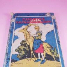 Libros antiguos: LIBRO-CUENTOS EXTRAORDINARIOS-ED.SATURNINO CALLEJA-S.A.-1890?-COLECCIONISTAS-VER FOTOS. Lote 195343876