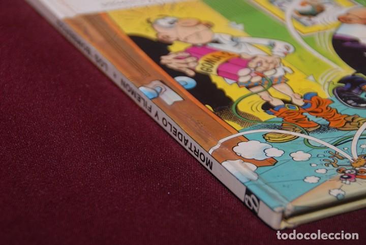 Libros antiguos: Mortadelo y Filemón Los Bomberos - Foto 2 - 195355640