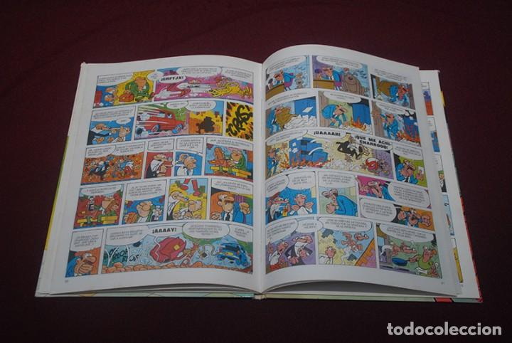 Libros antiguos: Mortadelo y Filemón Los Bomberos - Foto 4 - 195355640