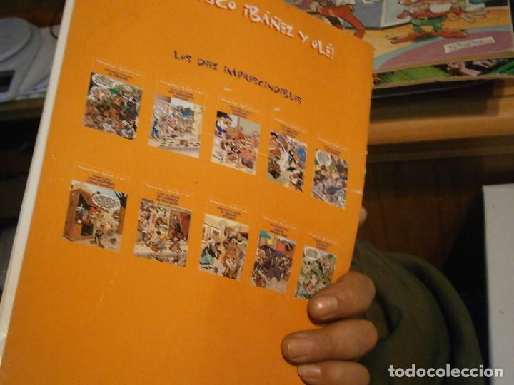 Libros antiguos: LOTE DE 3 LIBROS MORTADELO Y,,, - Foto 2 - 196236302