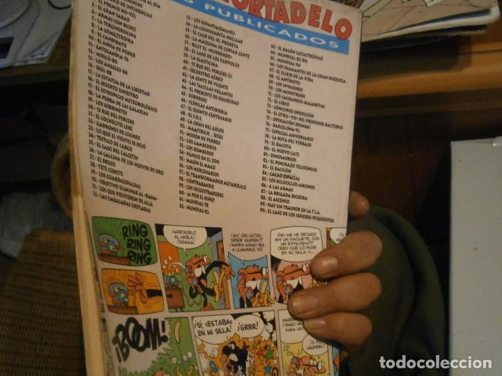 Libros antiguos: LOTE DE 3 LIBROS MORTADELO Y,,, - Foto 4 - 196236302
