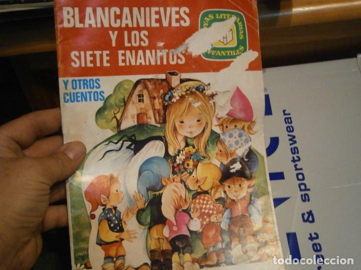 BLANCANIAVES Y LOS SIETE ENANITOS¡¡¡ (Libros Antiguos, Raros y Curiosos - Literatura Infantil y Juvenil - Cuentos)