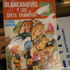 Libros antiguos: BLANCANIAVES Y LOS SIETE ENANITOS¡¡¡. Lote 196236393
