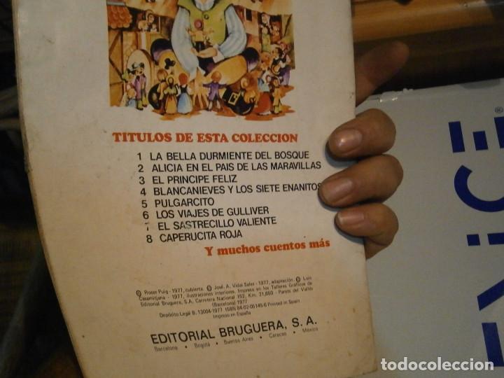 Libros antiguos: BLANCANIAVES Y LOS SIETE ENANITOS¡¡¡ - Foto 2 - 196236393