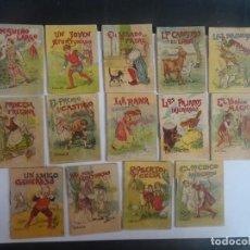 Libros antiguos: LOTE DE 14 CUENTOS DE CALLEJA SERIE IX, VARIOS TOMOS, VER FOTOS. Lote 197127845