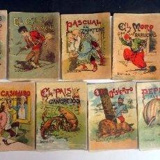Libros antiguos: LOTE DE 11 CUENTOS DE CALLEJA SERIE XIII, VARIOS TOMOS, VER FOTOS. Lote 197129437