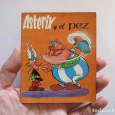 Libros antiguos: MINIATURA, ASTERIX Y EL PEZ, SUSAETA 1973, VER FOTOS. Lote 197430932