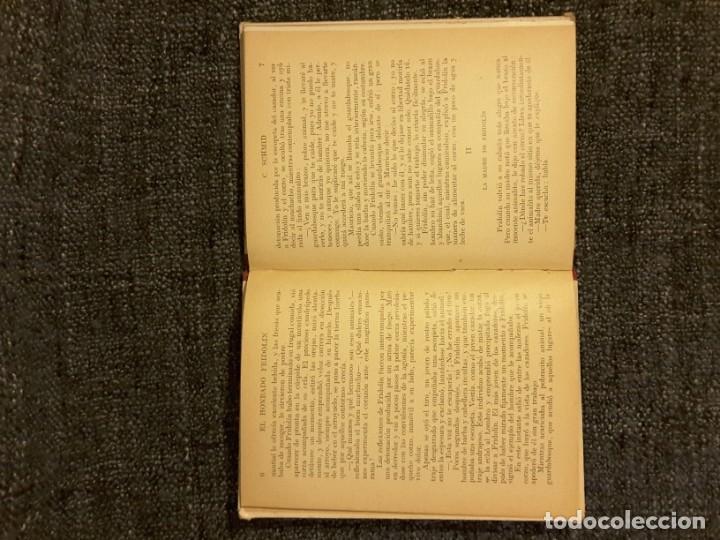 Libros antiguos: EL HONRADO FRIDOLIN BIBLIOTECA SELECTA EDITOR RAMÓN SOPENA N° 50 - Foto 3 - 197544568