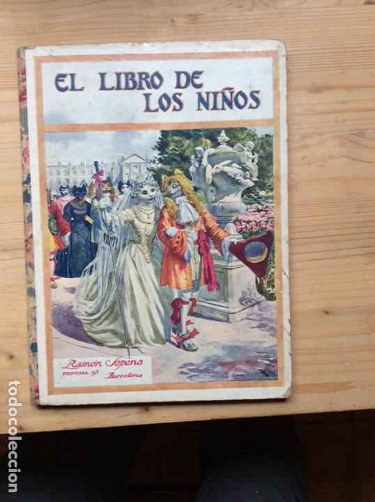 EL LIBRO DE LOS NIÑOS (Libros Antiguos, Raros y Curiosos - Literatura Infantil y Juvenil - Cuentos)