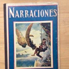Libros antiguos: NARRACIONES. Lote 197546051