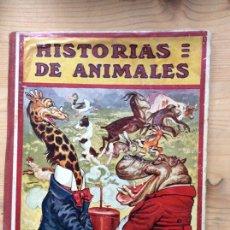 Libros antiguos: HISTORIAS DE ANIMALES. Lote 197546937