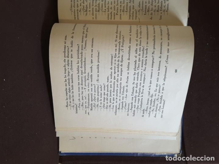 Libros antiguos: EDUARDO VÁZQUEZ MATILDE PERICO Y PERIQUIN ILUSTRA ZALAMBA EDICIONES CID 1958 - Foto 8 - 207011256