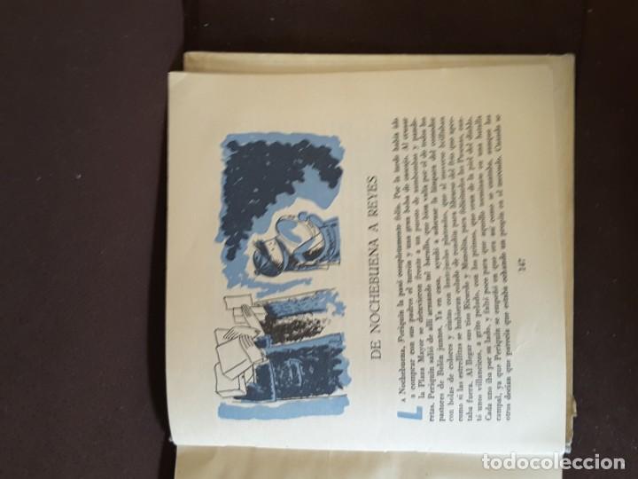 Libros antiguos: EDUARDO VÁZQUEZ MATILDE PERICO Y PERIQUIN ILUSTRA ZALAMBA EDICIONES CID 1958 - Foto 11 - 207011256