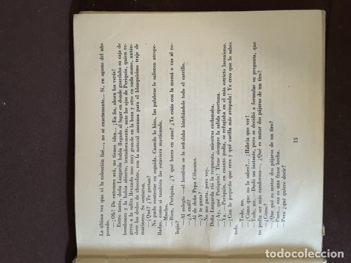 Libros antiguos: EDUARDO VÁZQUEZ MATILDE PERICO Y PERIQUIN ILUSTRA ZALAMBA EDICIONES CID 1958 - Foto 19 - 207011256