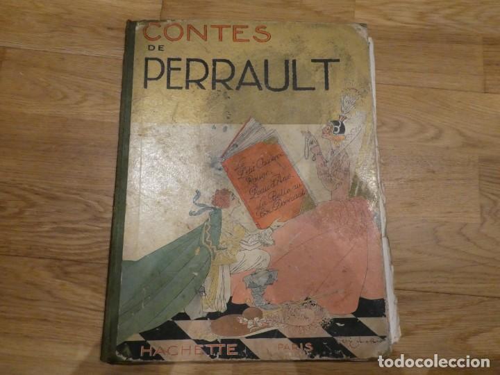 CONTES DE PERRAULT - 1927 (Libros Antiguos, Raros y Curiosos - Literatura Infantil y Juvenil - Cuentos)