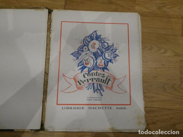 Libros antiguos: CONTES DE PERRAULT - 1927 - Foto 2 - 198325397