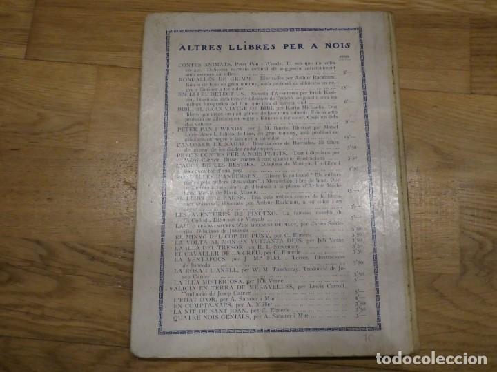 Libros antiguos: EL MINYÓ DEL COP DE PUNY, CLOVIS EIMERIC - 1934 (1a EDICIÓN) - Foto 2 - 198333193