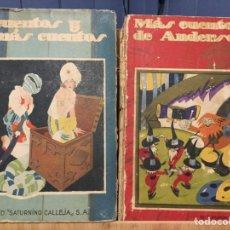 Libros antiguos: CUENTOS ANTIGUOS CALLEJA. Lote 198647688