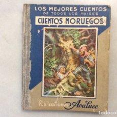 Libros antiguos: CUENTOS NORUEGOS. Lote 198760931