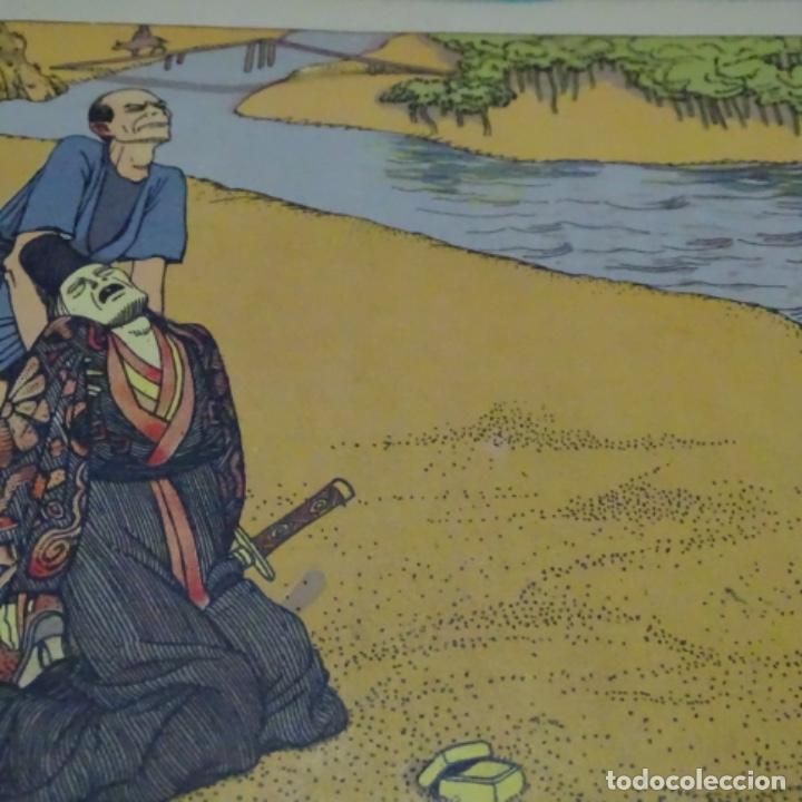 Libros antiguos: Colección amic.cuentos populares ilustrados.el pescador y la princesa.muntañola.japones. - Foto 3 - 198884202