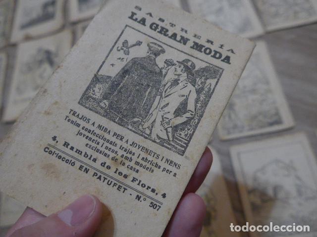 Libros antiguos: Lote 28 antiguos cuentos en catalan de principios s.XX, patufet, originales, catala. Tipo callejas - Foto 16 - 199077043