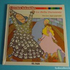 Libros antiguos: CUENTOS INFANTILLES EL PAIS Nº1. LA BELLA DURMIENTE. CHARLES PERRAULT. ILUSTRACIONES SERGIO KERN. Lote 199863842