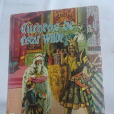 Libros antiguos: CUENTOS DE OSCAR WILDE Nº 7, EDITORIAL CANTÁBRICA 1976, VER FOTOS. Lote 199900066