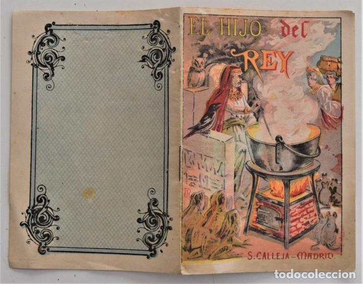 Libros antiguos: LOTE 5 CUENTOS PARA NIÑOS Nº DE EDITORIAL SATURNINO CALLEJA - Foto 2 - 202623497