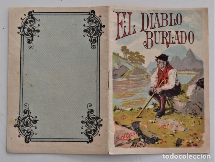 Libros antiguos: LOTE 5 CUENTOS PARA NIÑOS Nº DE EDITORIAL SATURNINO CALLEJA - Foto 4 - 202623497