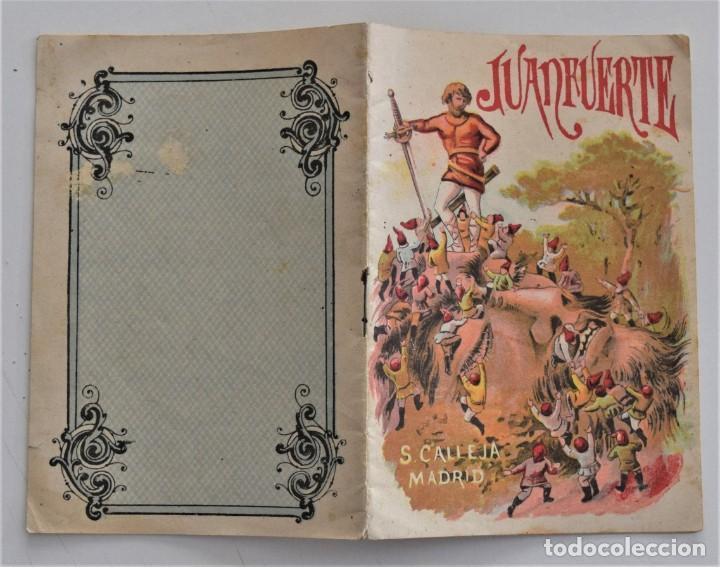 Libros antiguos: LOTE 5 CUENTOS PARA NIÑOS Nº DE EDITORIAL SATURNINO CALLEJA - Foto 6 - 202623497