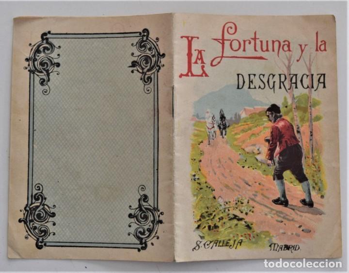Libros antiguos: LOTE 5 CUENTOS PARA NIÑOS Nº DE EDITORIAL SATURNINO CALLEJA - Foto 10 - 202623497