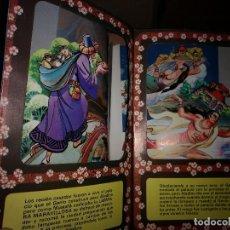 Libros antiguos: BONITO CUENTO ESCENIFICADO ALADINO Y LA LAMPARA MARAVILLOSA. ORIGINAL AÑOS 60. Lote 202693626